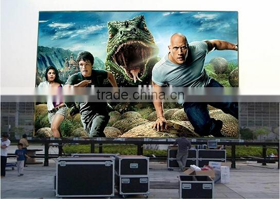 2016 hot sale HD full color sexy vedio P2.5 P3 P4 P5 P6 P8 P10 SMD led panel, led screen, outdoor led display