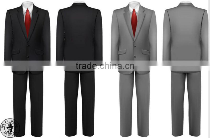 High quality Men's bespoked suit Custom tailored suits for men