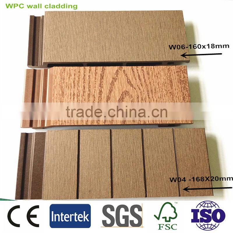 WPC Manufacturer Decorative WPC Wall Cladding