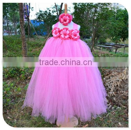Smocked girls dresses baby girl ball gowns baby birthday dress wholesale smocked dresses