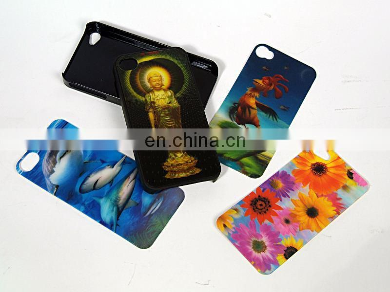 Large Capacity High Quality Hot Sale 3D Lenticular Luxury Phone Case Made In China Wholesale