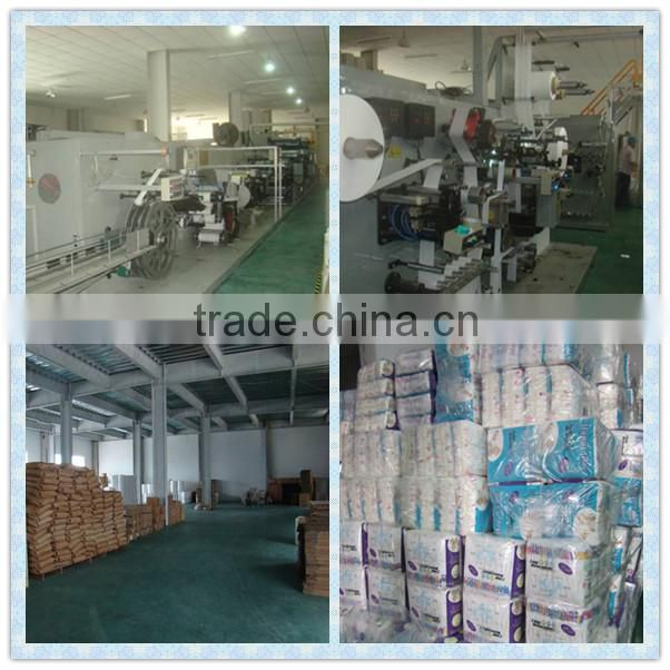 Grade A Disposable sunny girl sanitary napkin,wholesale sanitary pads, brand sanitary napkin manufacturer in China