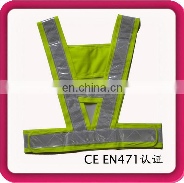 High reflective safety warning belt/vest