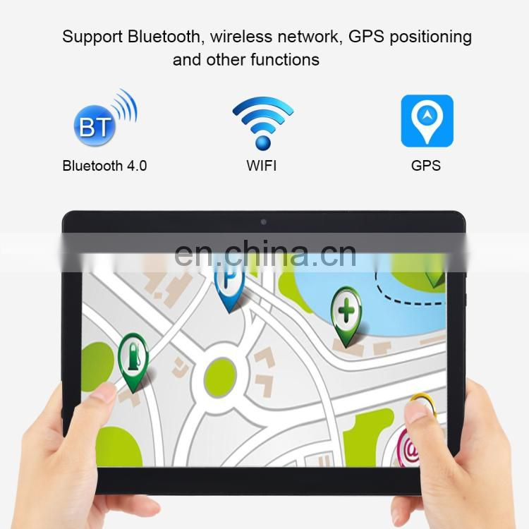cheapest 3G Call Tablet, 10.1 inch, 1GB+16GB,Android 6.0 MT6580 Quad Core 1.3GHz, Support OTG & GPS & FM & WiFi