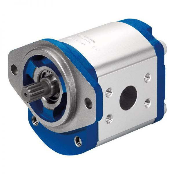 Azpgg-11-045/032ldc2020mb Rexroth Azpgg Dump Truck Hydraulic Gear Pump 450bar 63cc 112cc Displacement Image