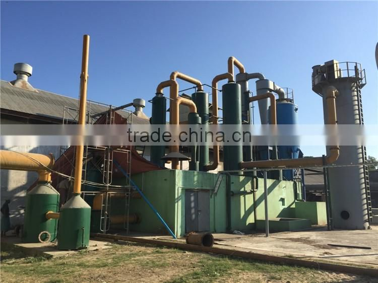 CE approved biomass gasifier for sale 800kw wood chips