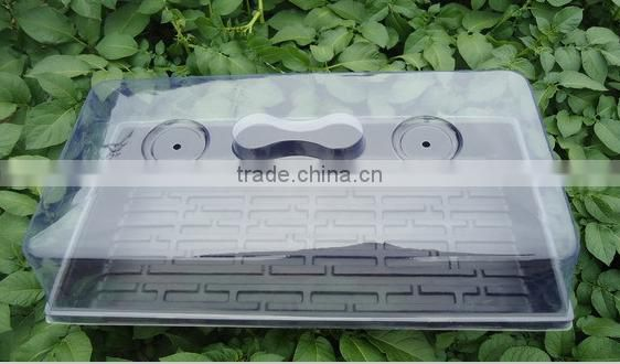 plastic cell tray flower seed tray