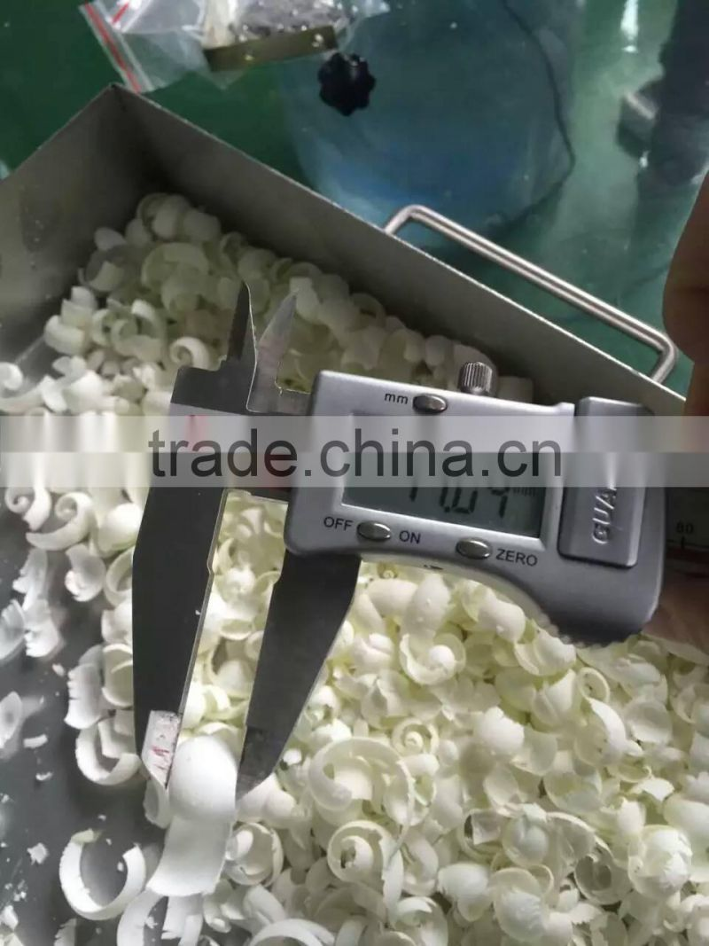 40kg/h automatic chocolate shaving machine/chocolate moulding machine