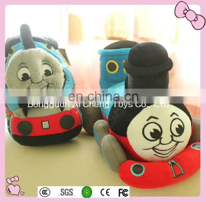 custom lovely thomas car plush toy