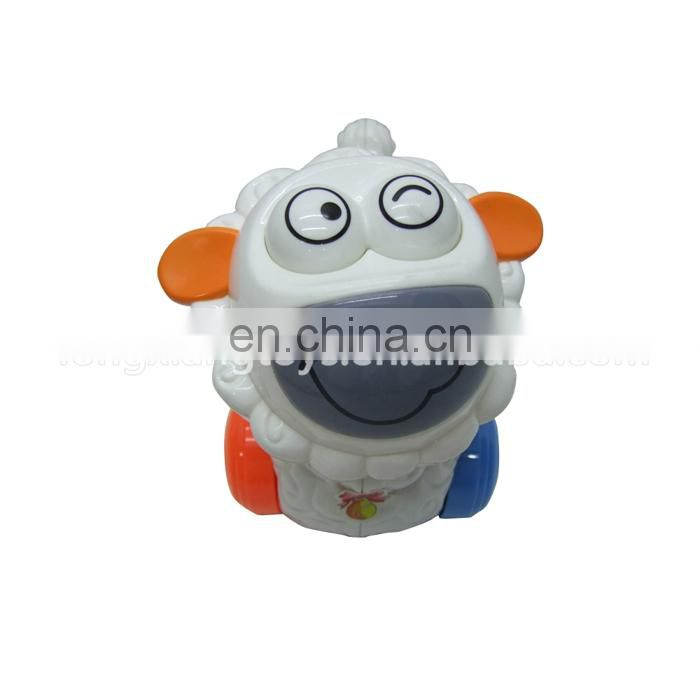 Top Quality Battery Opread B/O plastic animal toys for kids