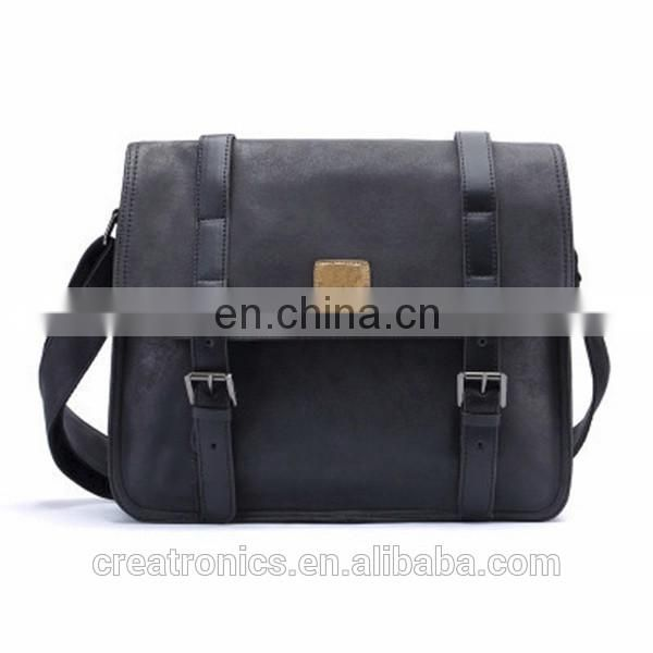 CR ali express top sales new fashion wholesale retro grey shoulder bags for men