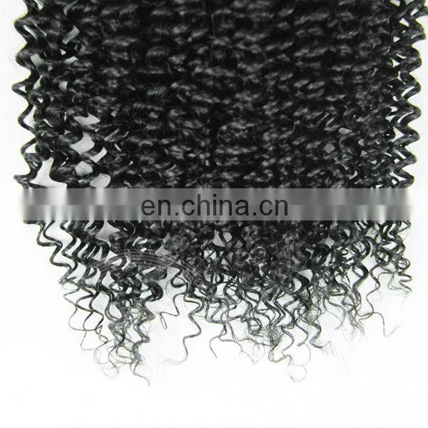 2014 Grade 6A high quality lowest price virgin brazilian remy human kinky hair