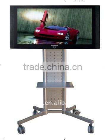 high quality moveable plasma tv stand wall