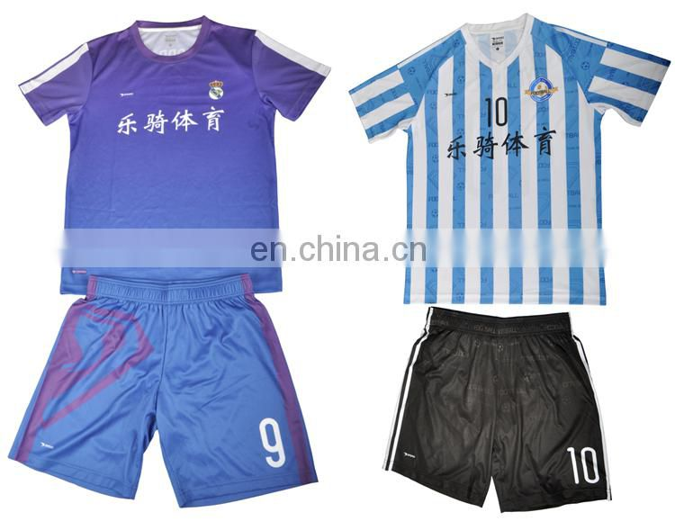 Mixed colour ,Mixted size Cheap new style football shirt maker soccer jersey