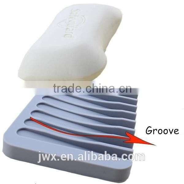 Travel usage silica soap holder with indivisual packaging