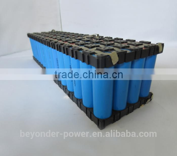 High rate discharge lithium rechargeable battery pack 18650 lithium battery ls14250 60v for e-bike or e-scooter