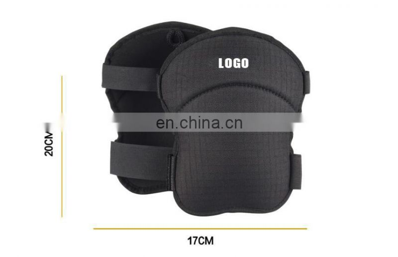 Logo customized cheap printed elastic knee set