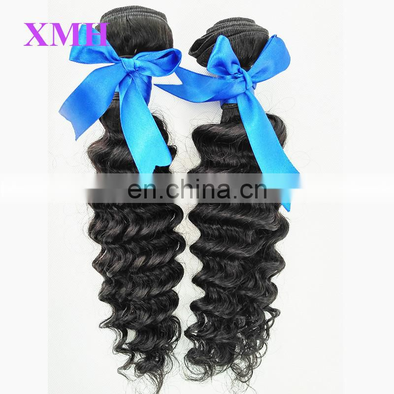 100%Unprocessed Human Hair Wholesale Cheap Virgin Malaysian Curly Wavy Hair