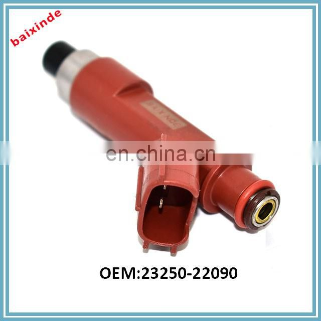 China supplier HIGH QUALITY OEM# 23250-22090 23209-22090 Corolla Matrix fuel Injector GF-237
