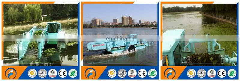 China Dongfang Aquatic Weed Harvester&Water Weed Cutter Ship&Garbage Collection Boat