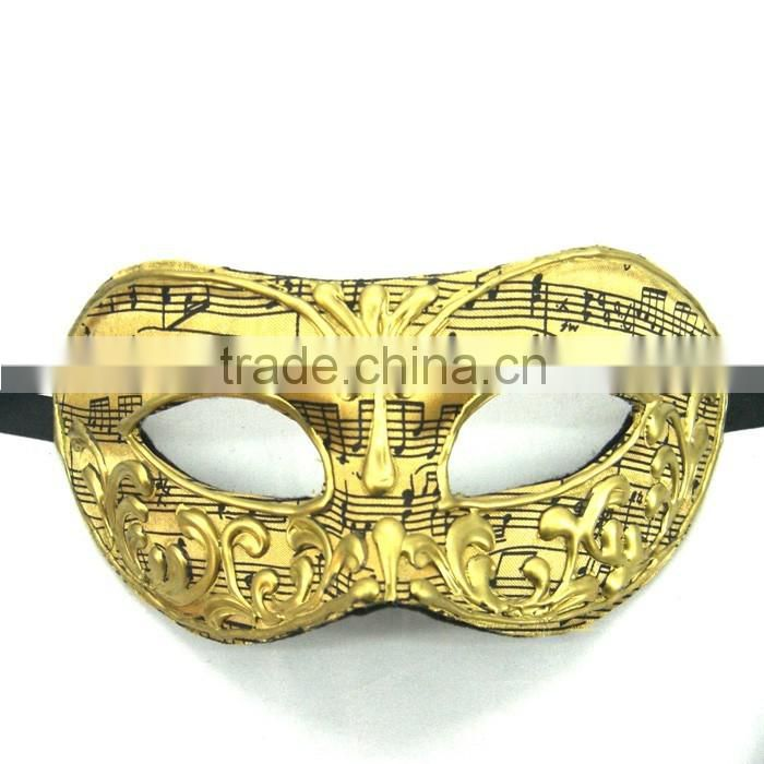 Custume Carnival Accessories HT-HF005 Plastic Half Face Party Eye Mask and Sex Toys Mask