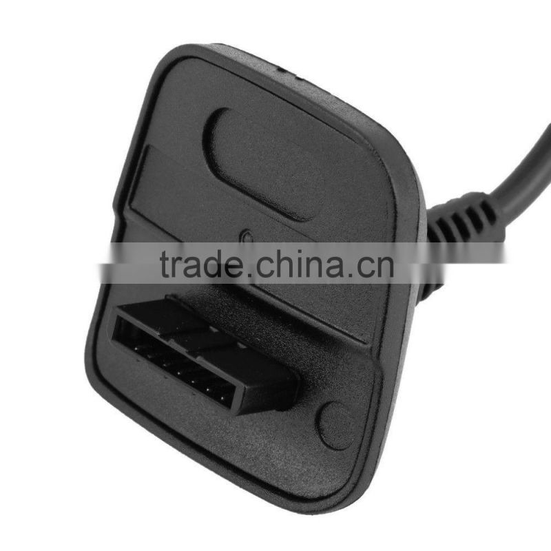 USB Charging Cable Replacement Charger for Xbox 360 Wireless Game Controller charger cable