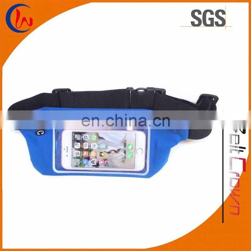 New design waterproof elastic running belt