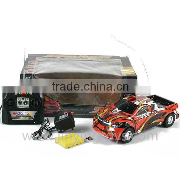 Hot selling radio control toy electric toy car with light