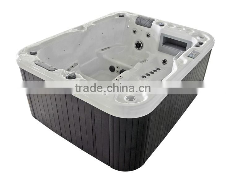 Bath spa hot tubs for 2 persons Mini home spas Indoor freestanding spa bathtubs