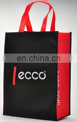 Promotional nonwoven recycle shopping bag