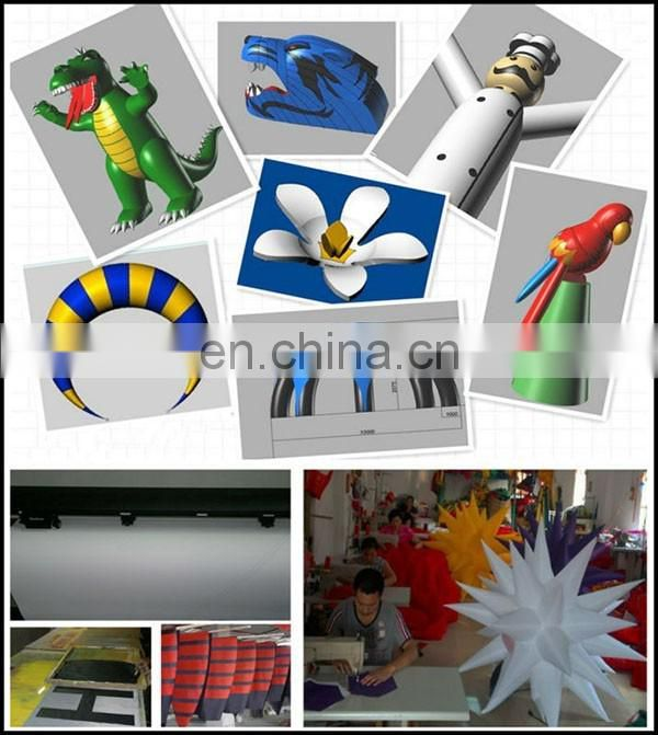 promotion advertisement product giant inflatable shoes for sale