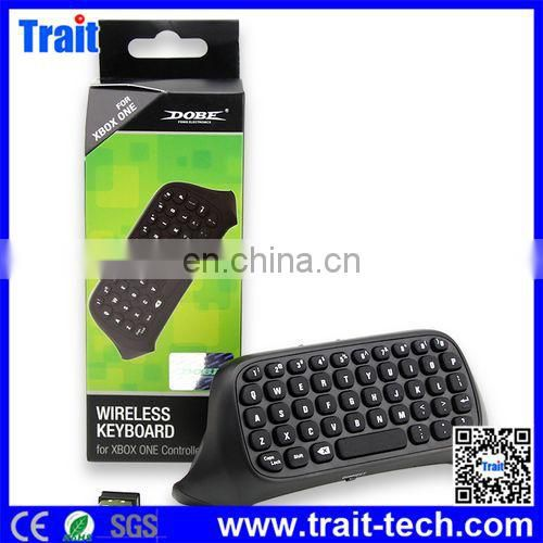 Popular 2.4G Mini Wireless Chatpad Message Keyboard for Xbox One Controller