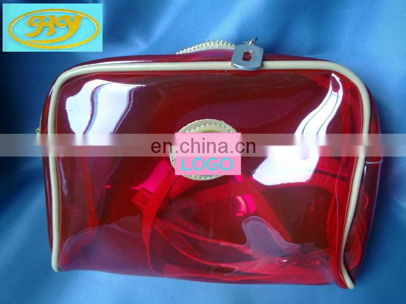 new fashion pvc cosmetic bag