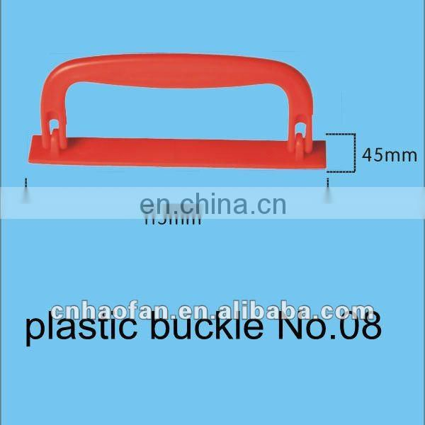 plastic buckle handle for cardboard box