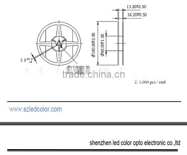 White/Warm white Epistar 5050 apa104 led chip