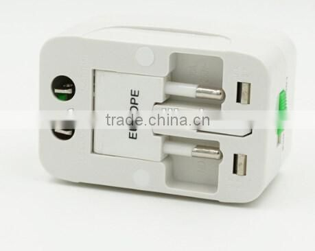 Univeral travel adapter / AC Power Socket Plug / world plug adapter