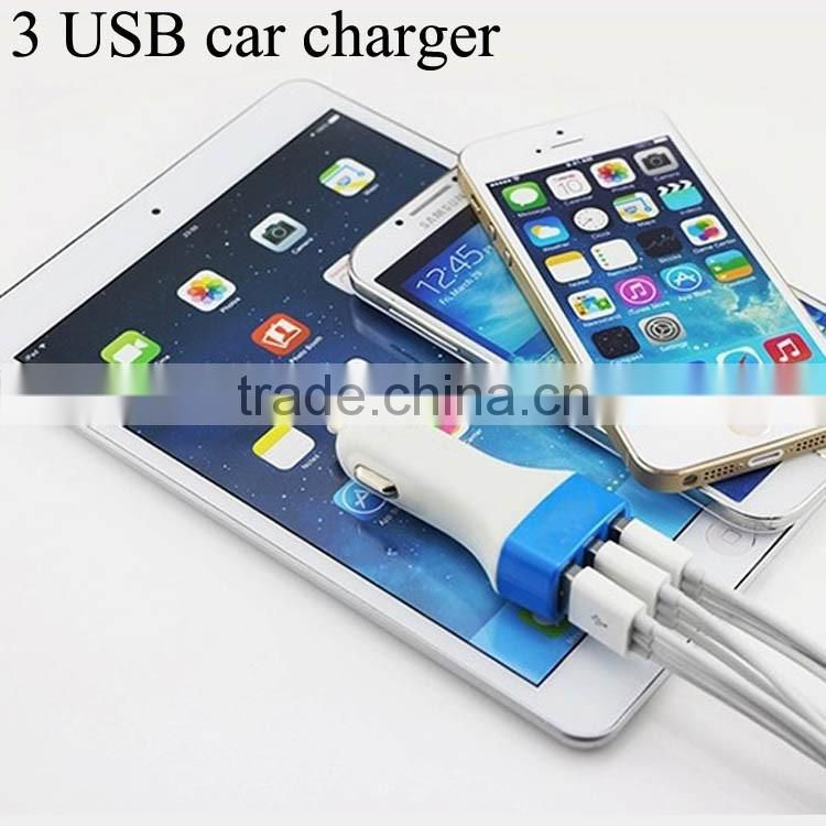 USB car charger universal charger mobile phone charger cell phone charger