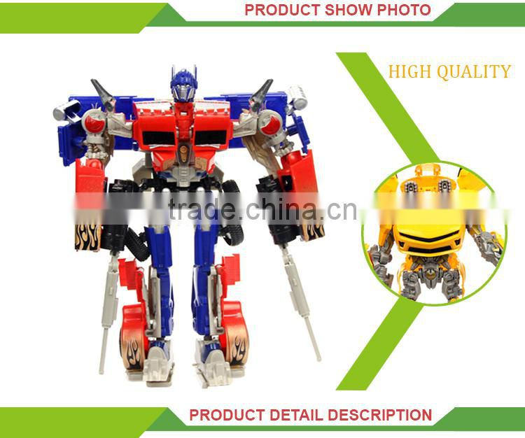 Hot sale transform set kids play plastic robot hand toy