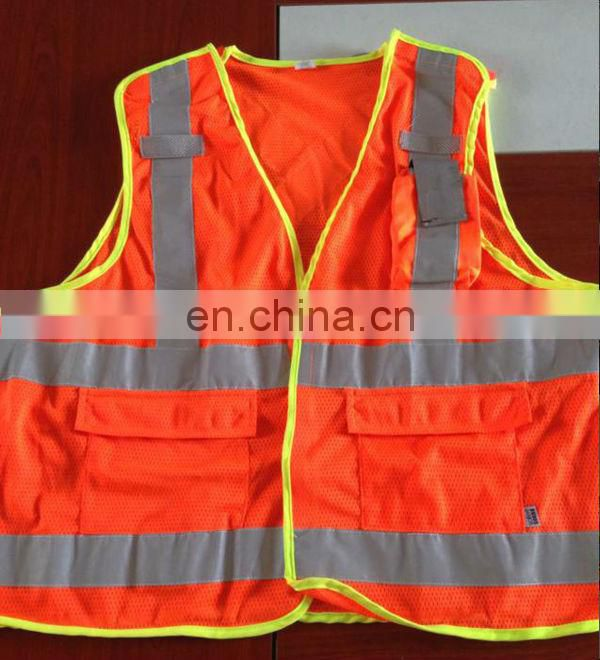 Promotional safety vest,hot sell safety vest,adult safety vest
