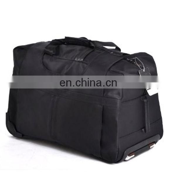 Made in Guangzhou huadu Luggage Trolley Bag