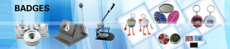 hot sale automatic button making machine