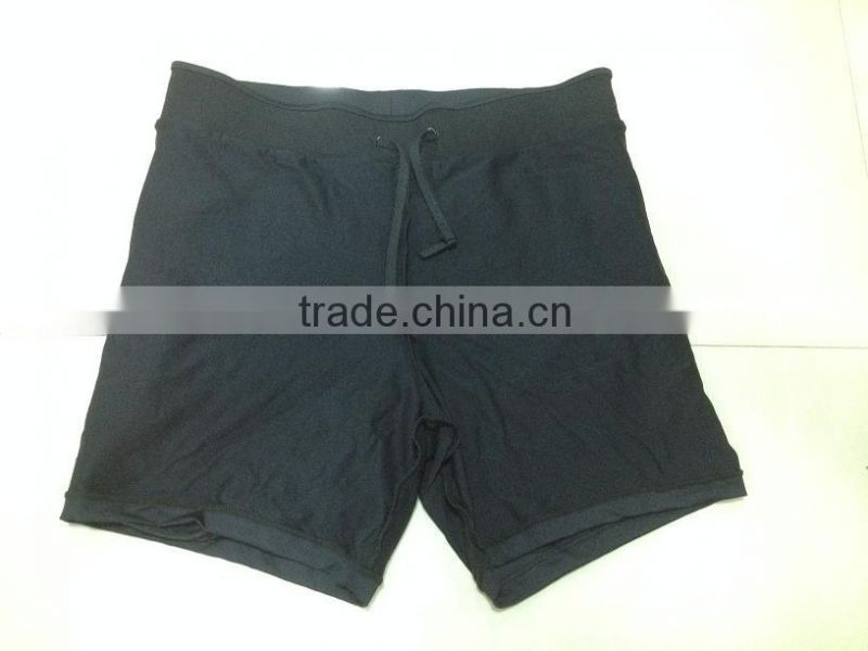 new product black short pant for woman hot 18 girls japanese girl sexy board shorts mesh layered short