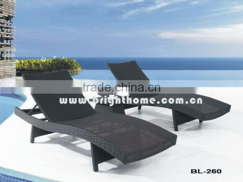 Beach Bed and Sun Lounge for Swimming Pool