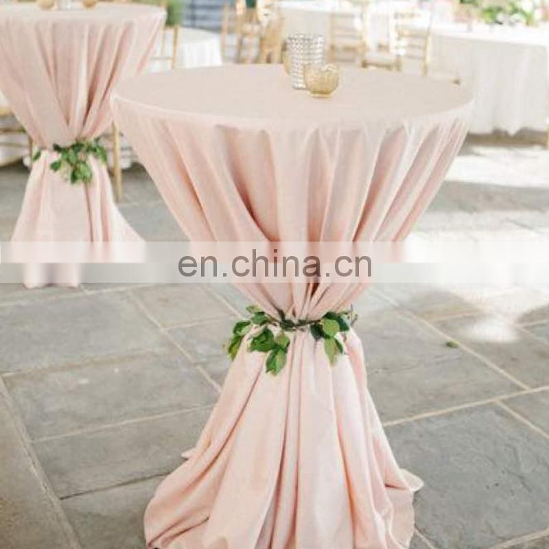 sheer fabric wedding table overlays table cloth