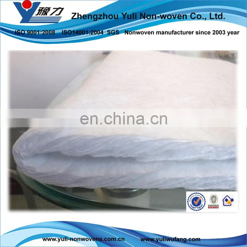 Polyester Car Acoustic absorption Insulation paddding