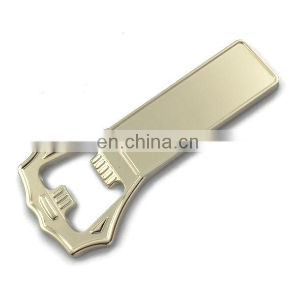 2014 High quality manufacturers decorative bottle opener