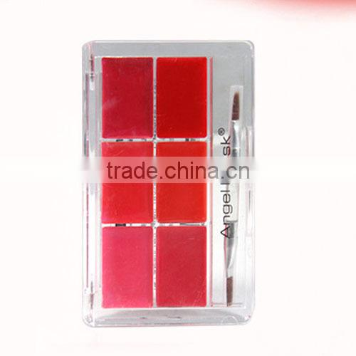 Beauty color organic lipstick private label matte lipstick custom acrylic lipstick holder