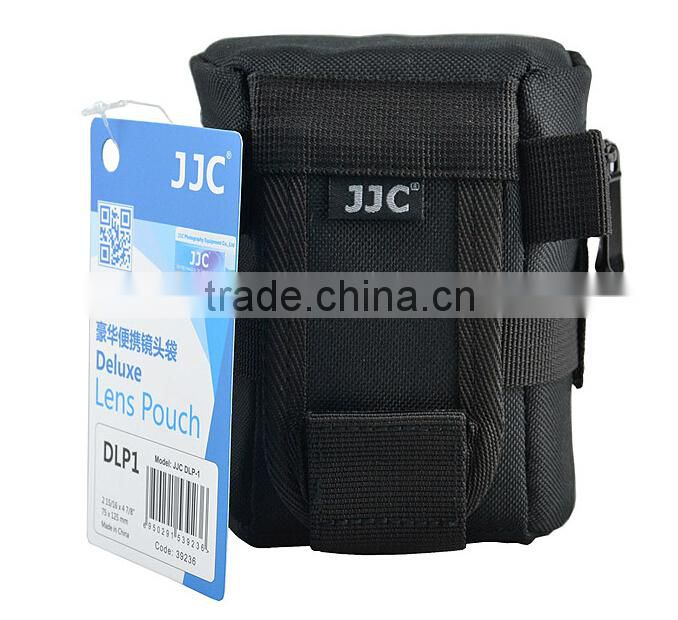 Waterproof Lens Pouch JJC DLP-1 Polyester Lens Pouch For Canon ZOOM LENS EF 35-80mm 1:4.0-5.6 III