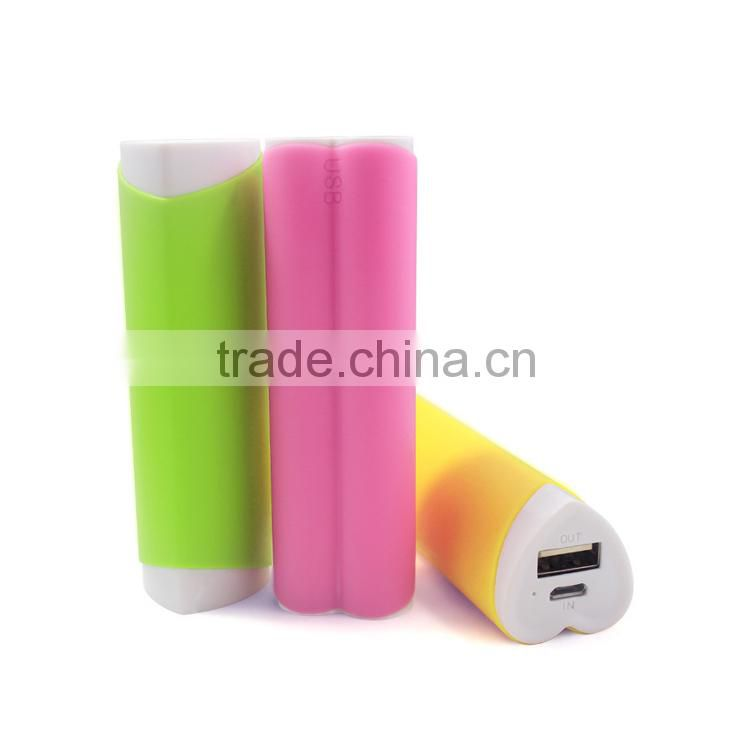 2015 newest hot sale quick charge power bank 2200mAh