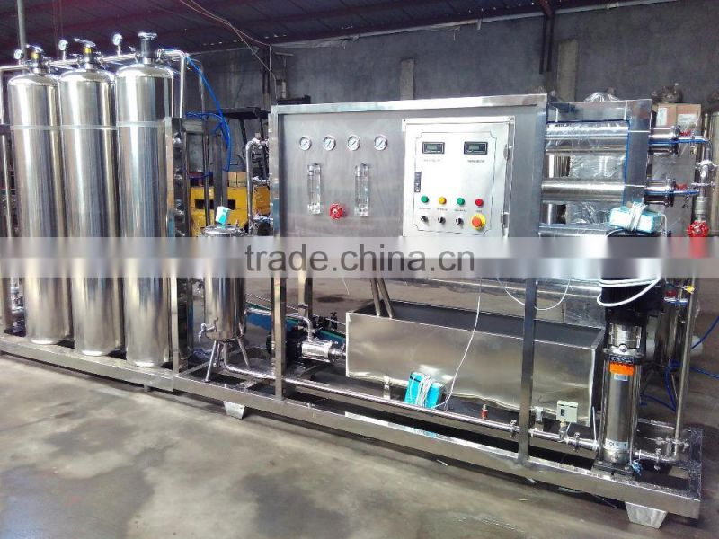 mineral water purifier machine